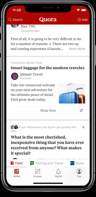 Quora like app development